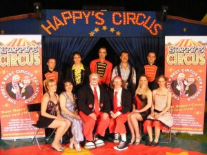Circus for Schools 2011