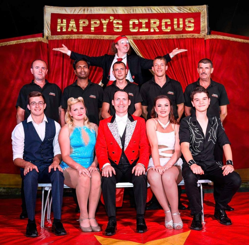 Happy's Circus Pip 4
